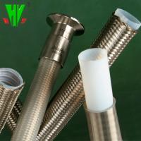 Quality Hydraulic pipe suppliers China provide stainless steel braided shower hoses for sale