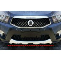Quality Front auto bumper protectors / front bumper replacement for Ssangyong Actyon 2014 for sale