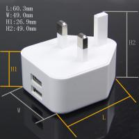 Quality 5V 2.1A faast travel charger for all kinds of mobile phones for sale