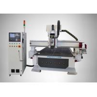 Quality 9kw Automatic Cnc Wood Carving Router Machine High Accuracy 15000mm/ Min Speed for sale
