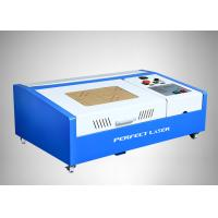 Quality 50w / 40w CO2 Laser Engraver / Mini Laser Rubber Stamp Engraving Machine for sale