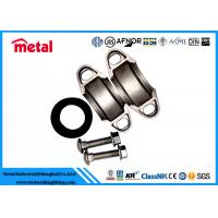 Buy cheap Turbo Exhaust Quick Release Alloy Steel Pipe Fittings Stainless Steel Clamp from wholesalers