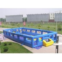 Quality 2015 giant inflatable soccer field /inflatable football court /inflatable football court for sale for sale