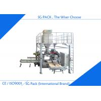 Quality Fully Automatic Packing Machine 20 - 50kg With PP Woven Bag / Sewing Bagging for sale