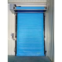 Quality 220V/380V 50Hz High Speed Roll Up Freezer Doors Break Prevention High Frequency Operation for sale