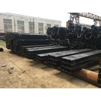 Quality Electric High Frequency Welded Square tubes with 11.25m or 2.81m length for sale