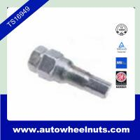 Quality Wheel Accessories Security Lock Nut And Bolt Kit ISO TS , 6 Point Nuts for sale