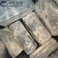 Quality MnE21 alloy ingot for sale