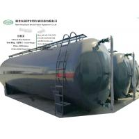 Buy cheap 100Ton Hydrochloric Acid (HCl Acid )Liquid Corrosive ISO Storage Tank Steel from wholesalers
