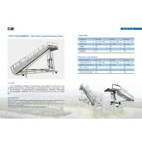 Quality Durable Aircraft Passenger Stairs , Aviation Ground Support Equipment  for sale