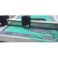 Buy cheap Chesterton Klinger Garlock Gasket Paper Thickness 1mm Automatic Cutting Machine from wholesalers