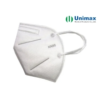 Quality N95 Earloop 98% Disposable Particulate Respirator for sale