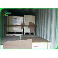 China Cream Color Offset Printing Paper 60g 80g 100g 120g For Making Book / Magazine on sale