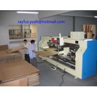 Quality Two Piece Carton Box Stitching Machine Servo Control High Speed Double Staple for sale