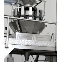 Quality Multi Function Stand Up Bag Filling Machine , Low Noise Rotary Pouch Packing Machine for sale