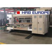 Quality Europe Standard Flexo Folder Gluer Printing Slotter And Die Cutting Machine FFG for sale