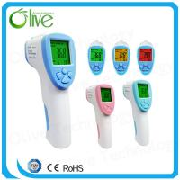 Quality Non-contact infrared thermometer,easy for measure forehead thermometer for sale