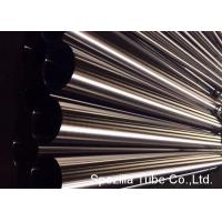 Quality 32mm stainless steel tube ASTM A511 Welded / Seamless Stainless Steel Tubing Polished Round Tube AISI 304 316 for sale