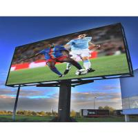 Quality SMD2727 Advertising Outdoor Video Display Screens P6 MTBF ≥100000hours for sale
