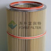 Quality FORST Flame Retardant Material Dust Collector Air Filter Cartridge Supplier for sale