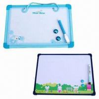 Quality Whiteboard, Made of Magnetic Steel Board, Used in School, Factory, Office and Other Places for sale