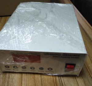 300 W Low Power Piezoelectric Digital Ultrasonic Generator with Remoted Control