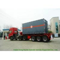 Buy cheap Sodium Cyanide / Cyanide Transport Tank Container , ISO Storage Containers from wholesalers