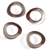 Quality DIN137A Stainless Steel Flat Washers Waved Spring Type A 0.01 - 0.05mm Tolerance for sale
