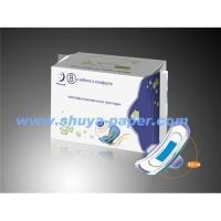 Quality 8 Tech-layers protection super absorption sanitary napkin for sale