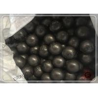 Quality Cast Iron High Chrome Grinding Media Balls For Cement Plant / Power Station for sale