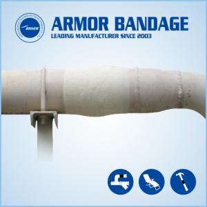 China Pipe Repair Bandage Pipeline Fix Kits Anti-corrosion Pipe Wrap Tape on sale