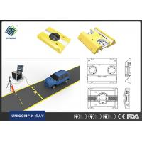 Quality UVS Security System Locate Explosives , Guns , Attached Packages  Vehicle Optical Inspection System for sale