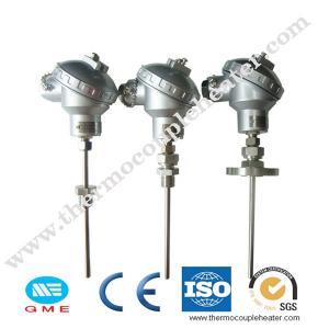 China High Quality K/j/t/e/r/n K Type Temperature Sensor Thermocouple on sale