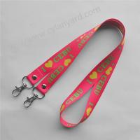 double ended Lanyard with rivets