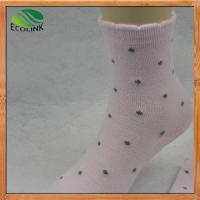 Quality China Wholesale Bamboo Fiber Socks Stockings Middle Socks for sale