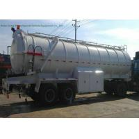 Buy 2 Axles Sewer Vacuum Suction Semi Trailer For Off Road And Oil Field Operation 20000L at wholesale prices