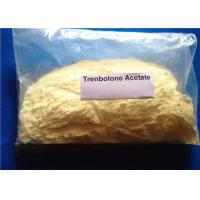 Quality Yellow Powder Trenbolone Acetate Muscle Building Anabolic Steroids 10161-34-9 for sale