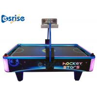 Quality Online Mode Foosball Air Hockey Table Multi Level Settings With Countdown Timer for sale