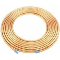 Quality Light weight 0.30mm Wall Heat exchanger Refrigeration Copper Tubes for vent piping for sale