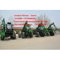 China Hongyuan HY-9600 sugarcane loader with same size of John Deere 1850 on sale
