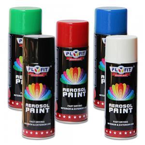 Quality All Purpose Lacquer Aerosol Spray Glass Leather Ceramics Plastics Application for sale