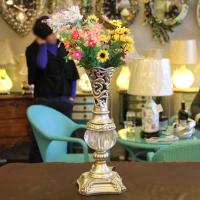 Quality Decorative floor lamp table lamp flower vase for sale