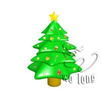 Quality cheap commercial inflatable tree ,pvc inflatable tree, pvc inflatable christmas tree for christmas for sale