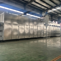 Quality Double Screw 180kw 3000kg/H Dry Dog Food Machine for sale