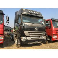Quality HOWO A7 Prime Mover Truck ZF8118 LHD Steering 420HP 50 Ton Load Capacity for sale