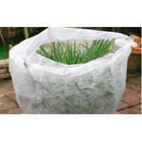 Quality Large UV Resistant Plant Grow Bags Garden Plant Protection Fleece Cover for sale