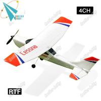 China RTF Cessna 4CH EPP Electric rc airplanes model rc glider on sale