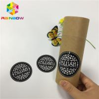 Quality Water Proof Food Packaging Films Custom Security Clothing Label Vinyl Sticker for sale
