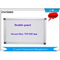 Quality Double Panel X Film Viewer With Screen Size 712*425 MM AC100 - 240V 50 - 60Hz for sale