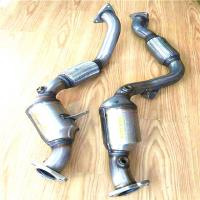 Quality China Supplier Product 955113034AX 95511303601 Exhaust System for Cayenne 3.6L V6 High Quality Car Catalytic Reactor for sale